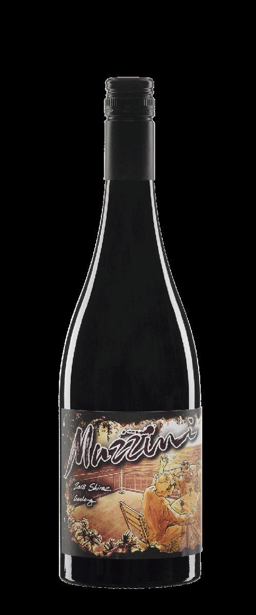 Shiraz Geelong - Shop Mazzini Wines Online