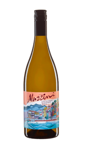 Geelong Chardonnay - Mazzini Wines