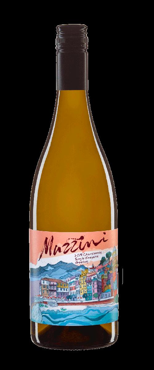 Wine Geelong Shop Online - Mazzini Chardonnay