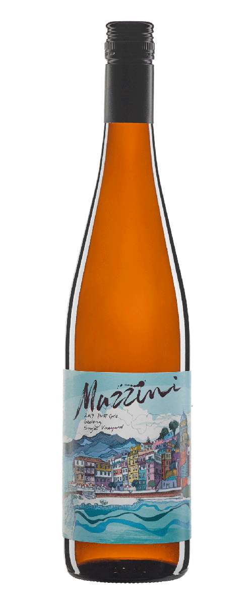Geelong Wines Online - Mazzini Pinot Gris
